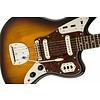 Vintage Modified Jaguar, Rosewood Fingerboard, 3-Color Sunburst