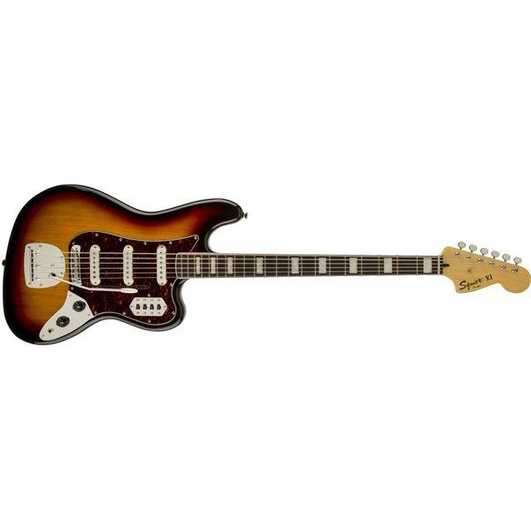 Squier Vintage Modified Bass VI, Rosewood Fingerboard, 3-Color Sunburst