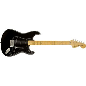 Squier Vintage Modified '70s Stratocaster, Maple Fingerboard, Black