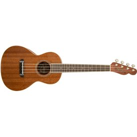 Fender Ukulele Hau'oli, All laminate mahogany