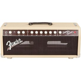 Fender Super-Sonic 22 Head, Blonde, 120V