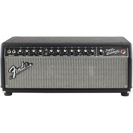 Fender Super Bassman, 120V, Black