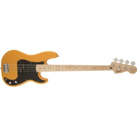Squier Affinity Series Precision Bass w/ Fender Rumble 15 Amp, Butterscotch Blonde