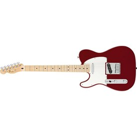 Fender Standard Telecaster Left-Handed, Maple Fingerboard, Candy Apple Red