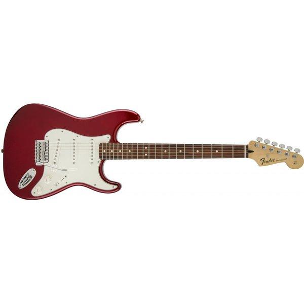 Fender Standard Stratocaster, Rosewood Fingerboard, Candy Apple Red