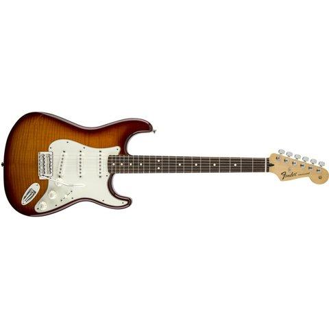 Standard Stratocaster Plus Top, Rosewood Fingerboard, Tobacco Sunburst