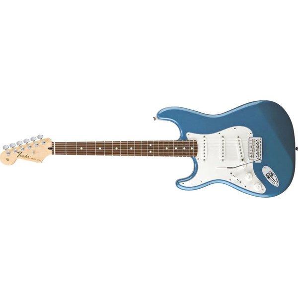 Fender Standard Stratocaster Left-Handed, Rosewood Fingerboard, Lake Placid Blue