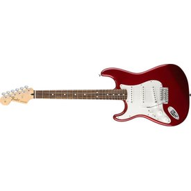 Fender Standard Stratocaster Left-Handed, Rosewood Fingerboard, Candy Apple Red