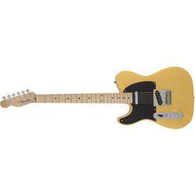 Fender American Vintage '52 Telecaster Left-Handed Maple Fingerbrd Butterscotch Blonde