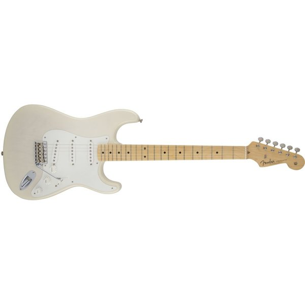 Fender American Vintage '56 Stratocaster, Maple Fingerboard, Aged White Blonde