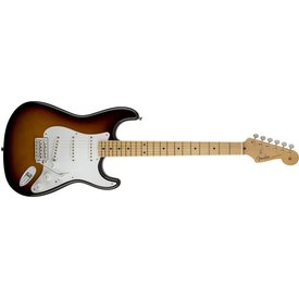 Fender American Vintage '59 Stratocaster, Maple Fingerboard, 3-Color Sunburst