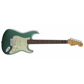Fender American Vintage '59 Stratocaster Slab Rosewood Fingrbrd Sherwood Green Metallic