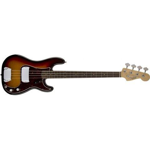 American Vintage '63 Precision Bass, Rosewood Fingerboard, 3-Color Sunburst