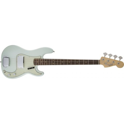 American Vintage '63 Precision Bass, Rosewood Fingerboard, Faded Sonic Blue