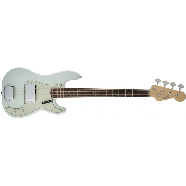 Fender American Vintage '63 Precision Bass, Rosewood Fingerboard, Faded Sonic Blue