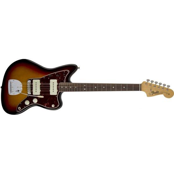 Fender American Vintage '65 Jazzmaster, Round-Lam Rosewood Fingerbrd, 3-Color Sunburst