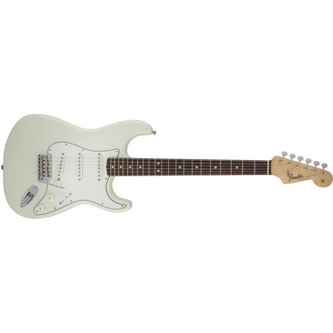 American Vintage '65 Stratocaster, Round-Lam Rosewood Fingerboard, Olympic White