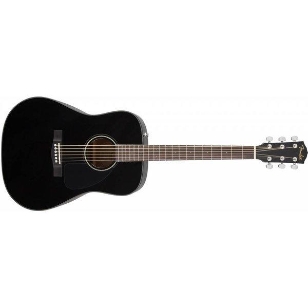 Fender CD-60, Black, with Case