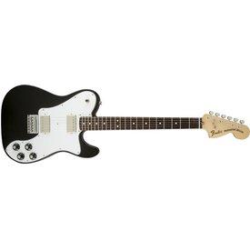 Fender Chris Shiflett Telecaster Deluxe, Rosewood Fingerboard, Black