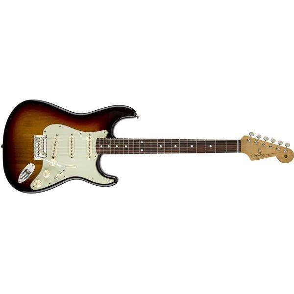 Fender Classic Player '60s Stratocaster, Rosewood Fingerboard, 3-Color Sunburst
