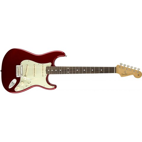 Classic Player '60s Stratocaster, Rosewood Fingerboard, Candy Apple Red