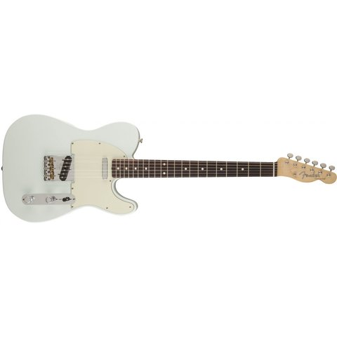 Classic Player Baja '60s Telecaster, Rosewood Fingerboard, Faded Sonic Blue