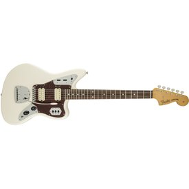 Fender Classic Player Jaguar Special HH, Rosewood Fingerboard, Olympic White
