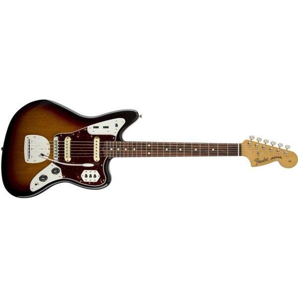 Fender Classic Player Jaguar Special, Rosewood Fingerboard, 3-Color Sunburst
