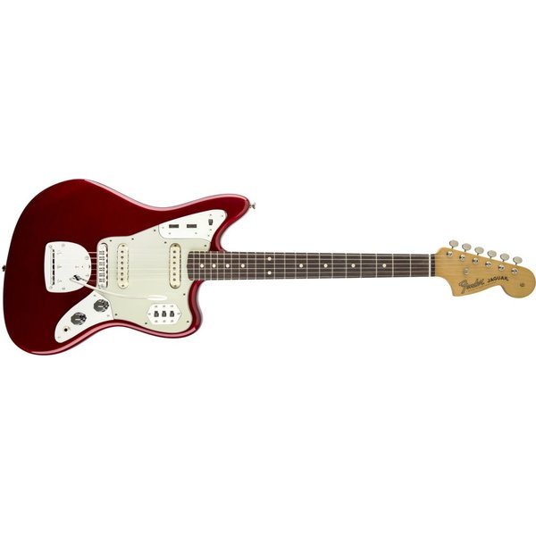 Fender Classic Player Jaguar Special, Rosewood Fingerboard, Candy Apple Red