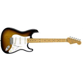 Fender Classic Series '50s Stratocaster, Maple Fingerboard, 2-Color Sunburst