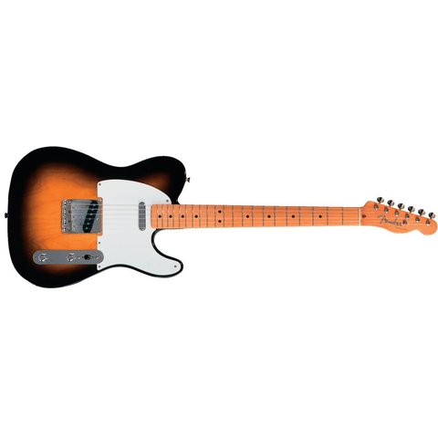 Classic Series '50s Telecaster, Maple Fingerboard, 2-Color Sunburst