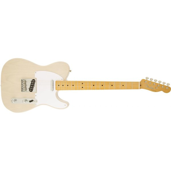Fender Classic Series '50s Telecaster, Maple Fingerboard, White Blonde