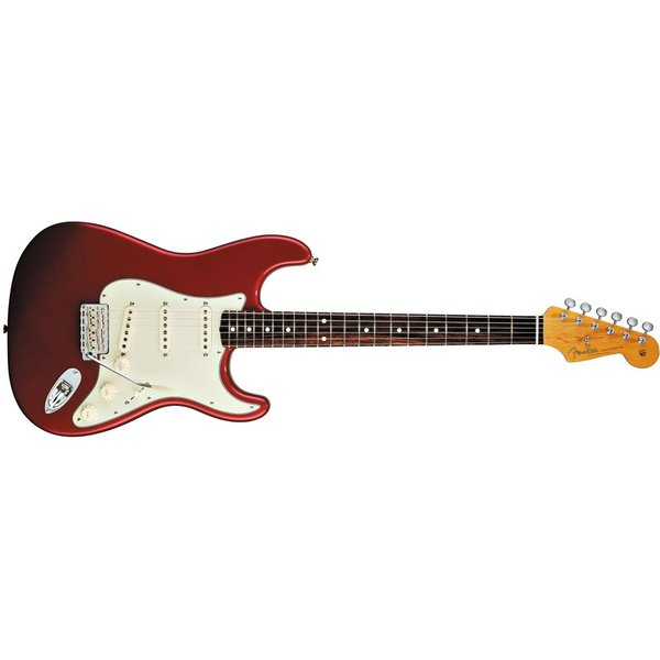 Fender Classic Series '60s Stratocaster, Rosewood Fingerboard, Candy Apple Red