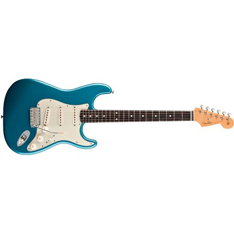 Classic Series '60s Stratocaster, Rosewood Fingerboard, Lake Placid Blue