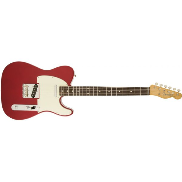 Fender Classic Series '60s Telecaster, Rosewood Fingerboard, Candy Apple Red