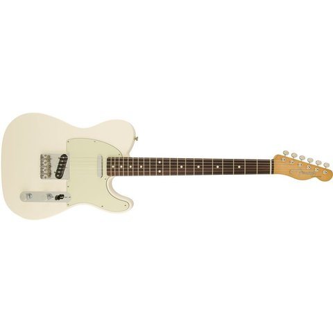 Classic Series '60s Telecaster, Rosewood Fingerboard, Olympic White