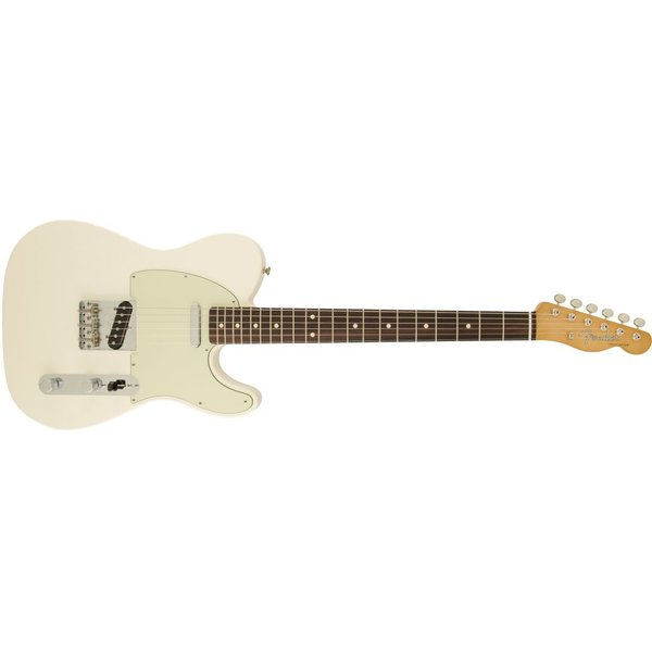 Fender Classic Series '60s Telecaster, Rosewood Fingerboard, Olympic White