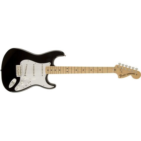 Classic Series '70s Stratocaster, Maple Fingerboard, Black