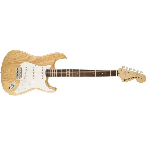 Fender Classic Series '70s Stratocaster, Rosewood Fingerboard, Natural