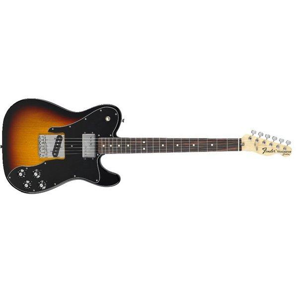 Fender Classic Series '72 Telecaster Custom, Rosewood Fingerboard, 3-Color Sunburst