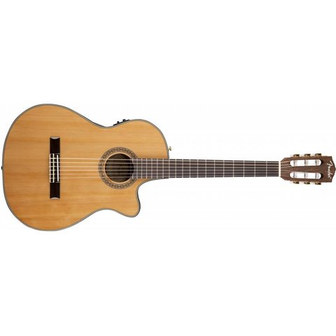 CN-240SCE Thinline Classical, Natural
