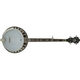 Fender Concert Tone 54 Banjo, Rosewood Fingerboard, Brown Sunburst