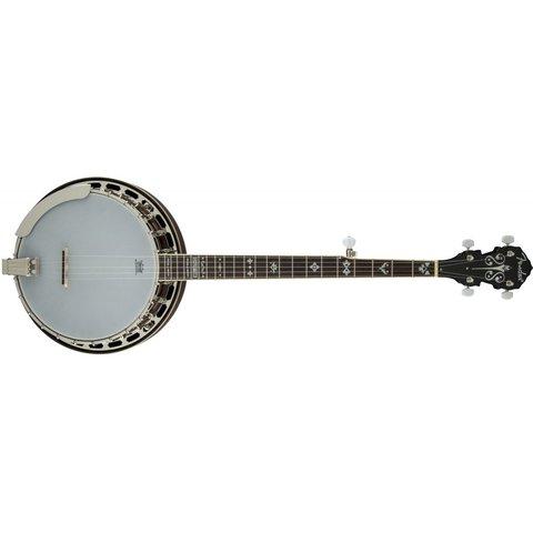 Concert Tone 54 Banjo, Rosewood Fingerboard, Brown Sunburst