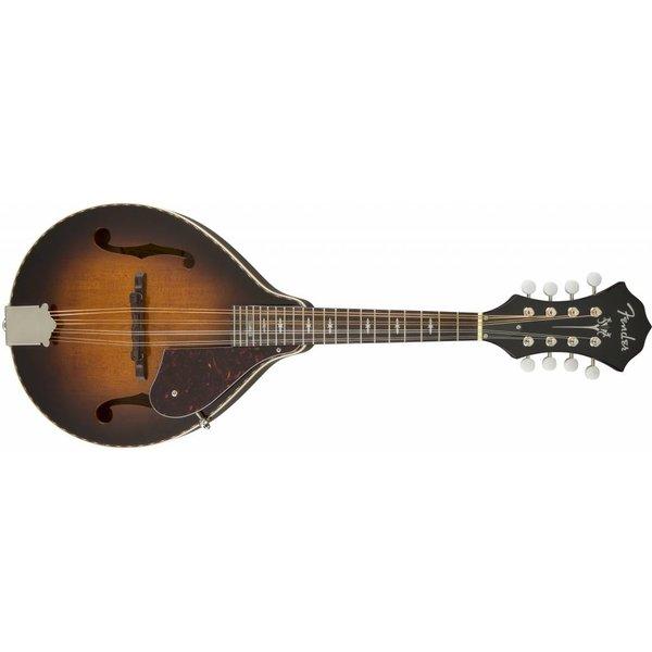 """Fender Concert Tone Mandolin """"A"""" 52E, Rosewood Fingerboard, Vintage Burst"""
