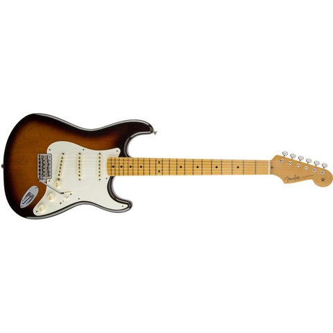 Eric Johnson Stratocaster, Maple Fingerboard, 2-Color Sunburst