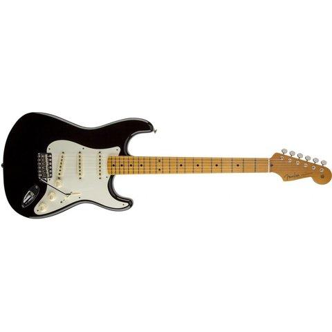 Eric Johnson Stratocaster, Maple Fingerboard, Black