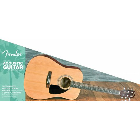 FA-100 Acoustic Pack, Natural