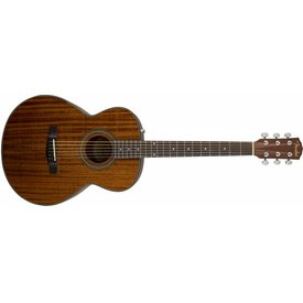 Fender FA-125S Folk Pack, All-Mahogany, Rosewood Fingerboard, Natural