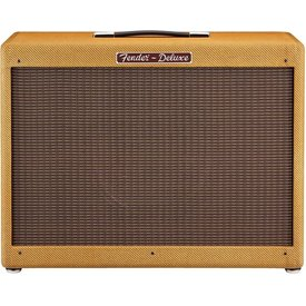 Fender Hot Rod Deluxe 112 Enclosure, Lacquered Tweed