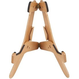 Fender Jackknife Wood Guitar Stand, Natural